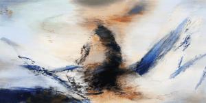 91×179.5cm, Acrylic on canvas, 2012