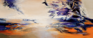 Yang Shihong - Purple Air