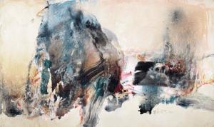 76 x 120 cm, Oil on Canvas