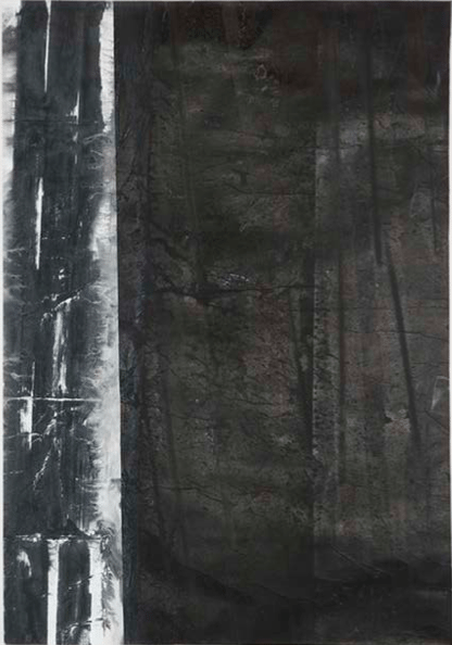 The Volume of Light,185 x 128cm,Mixed Media, 2014