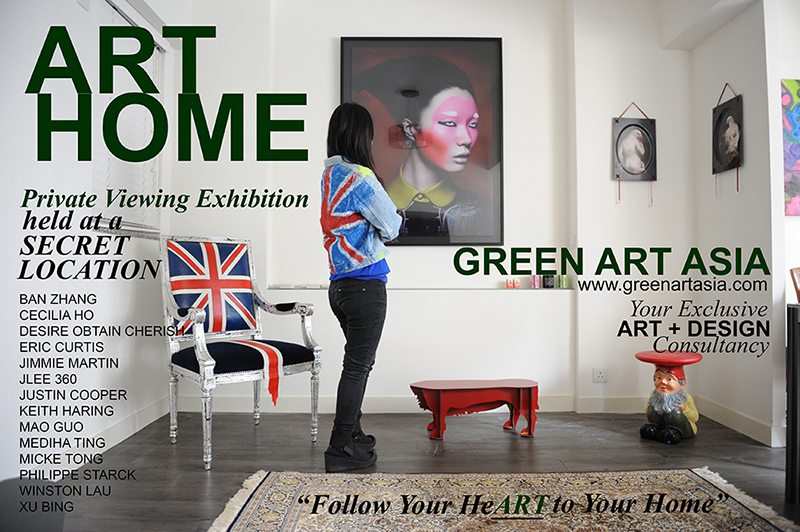 Green Art Asia First Art Home_s