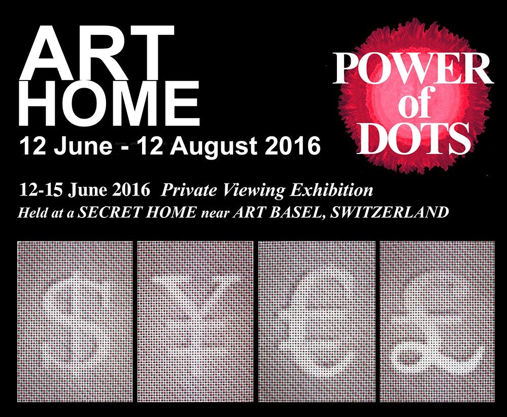ART HOME power of dots _s