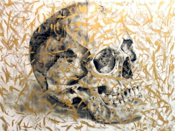 Damian Boylan, Memento Mori (Diptych)