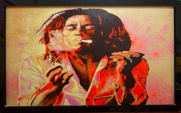 Sfumato,Bob Marley