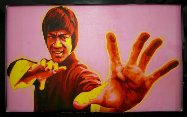Sfumato,Bruce Lee